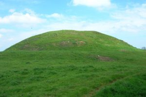 Discovering iron age sites hiding in full sight