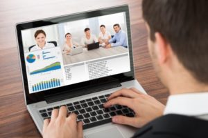 Recovering the will to live – From conference calls to Webinars