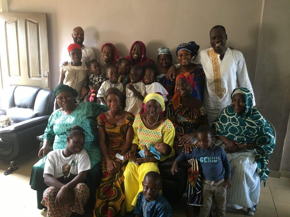 Dembele Family