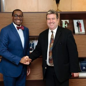 Dr Akinwumi Adesina President of African Development Bank